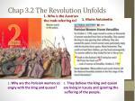 chap 3 2 the revolution unfolds