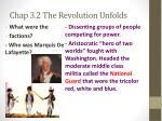 chap 3 2 the revolution unfolds2