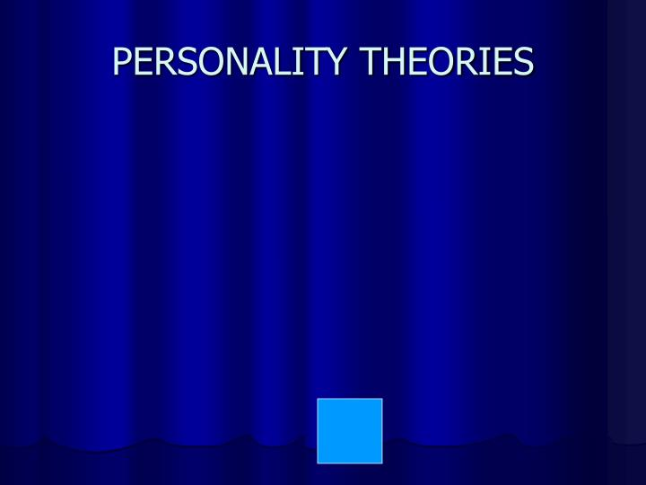 personality theory powerpoint presentation The focus of your presentation is behaviorism and social-learning theorydue date: day 7 [individual] forumcreate a 10- to 12-slide powerpoint® presentation on behaviorism and social-learning theoryinclude speaker notes and graphics, use appropriate font size, limit text on each slide to five lines, and use approximately five words per.
