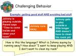 challenging behavior2