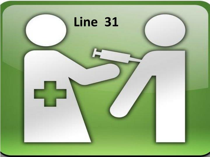 Line  31