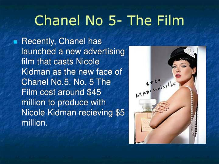 Chanel No 5- The Film