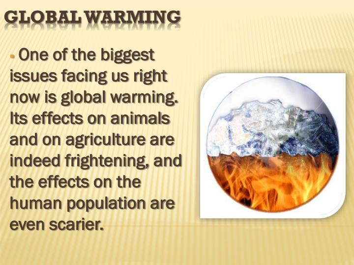 a look at global warming and its effects A number of studies have used a variety of statistical and physical approaches to determine the contribution of greenhouse gases and other effects to the observed global warming, like huber and knutti and like huber and knutti, they find that greenhouse gases have caused more warming than has been observed, because other factors have had a net.