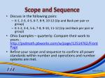 scope and sequence1