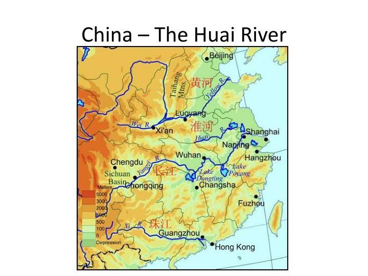 China – The