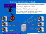 denial of service attack