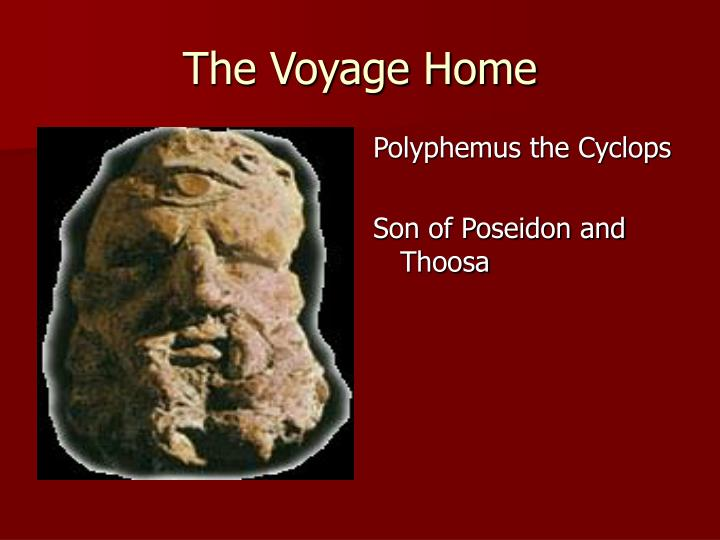 Polyphemus the Cyclops