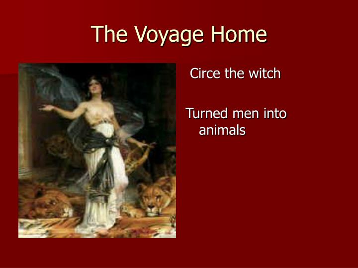 Circe the witch