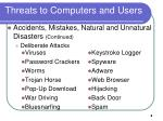 threats to computers and users3