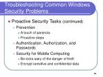 troubleshooting common windows security problems1