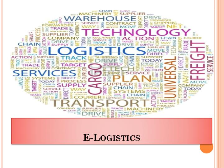 e logistics With a state of the art web base transportation management system, a proactive automated email notification, a 24/7 service line at your service, evolution logistics strives to serve you better with its unparalleled customer service department.