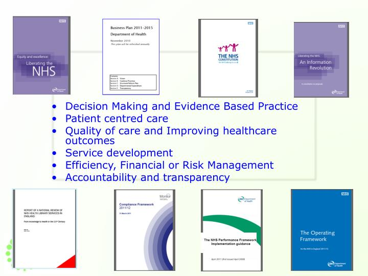 Decision Making and Evidence Based Practice