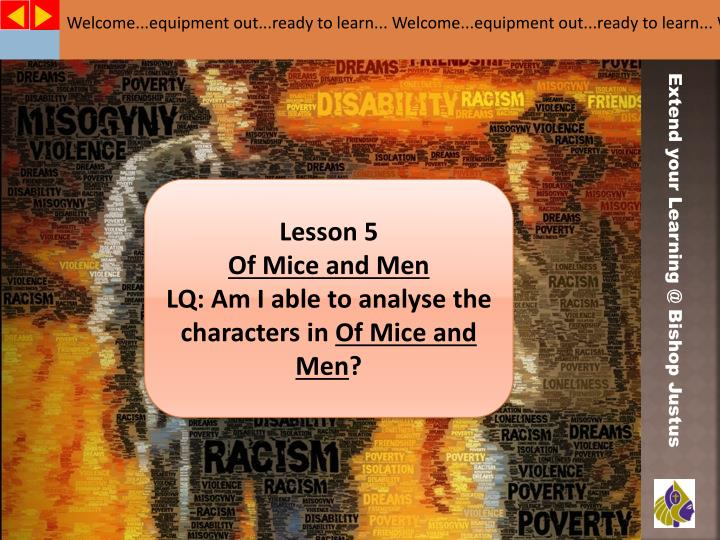 of mice and men controlled assessment curleys wife