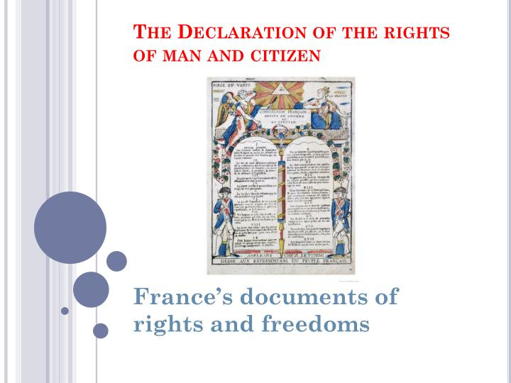 the declaration of the rights of man and citizen n.