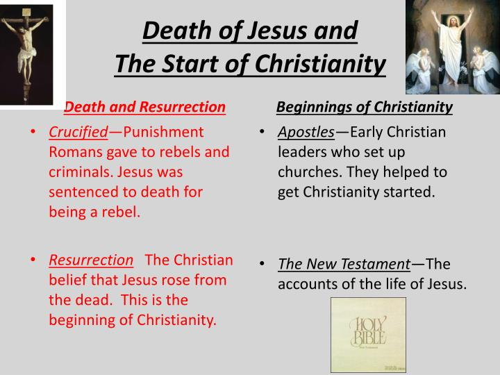 the impact of christianity on the important scientists These assumptions may impact (like the western monotheisms – judaism, christianity, islam) or when scientists find a gap in their understanding.