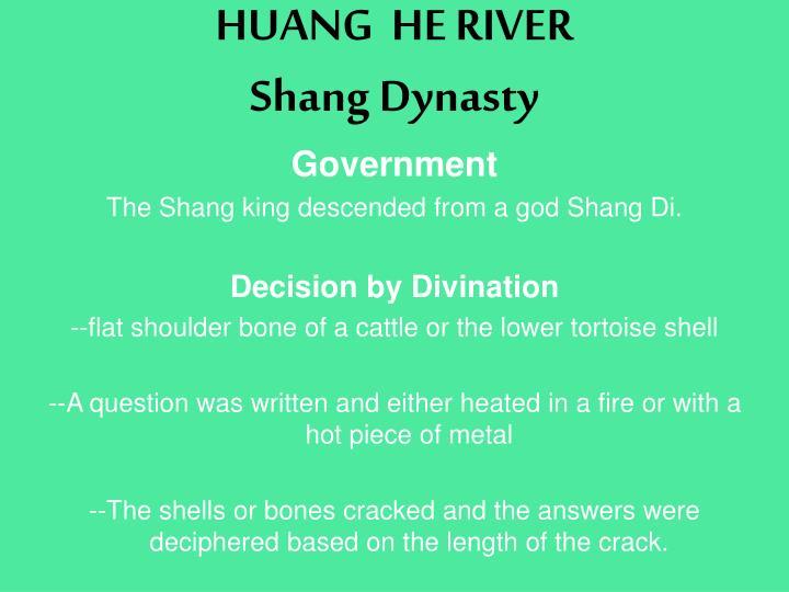HUANG  HE RIVER