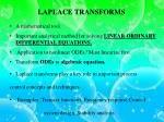 laplace transforms1