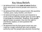 key ideas beliefs2