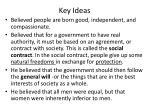 key ideas1