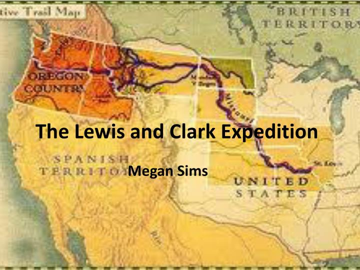 the lewis and clark expedition n.