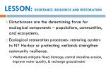 lesson resistance resilience and restoration1