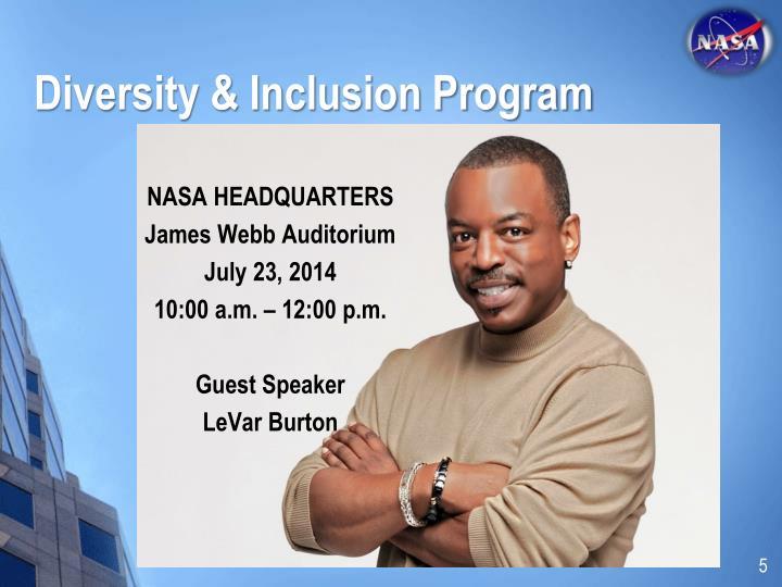 Diversity & Inclusion Program