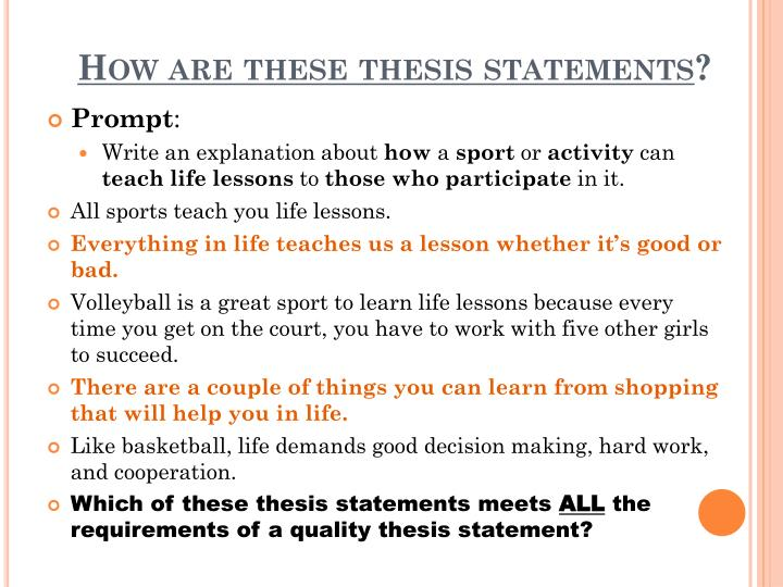 sports can teach you life lessons They are influential by nature and often take advantage of opportunities to teach life lessons life lessons can life lessons we learn from teachers at school.