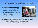 solutions to population growth2