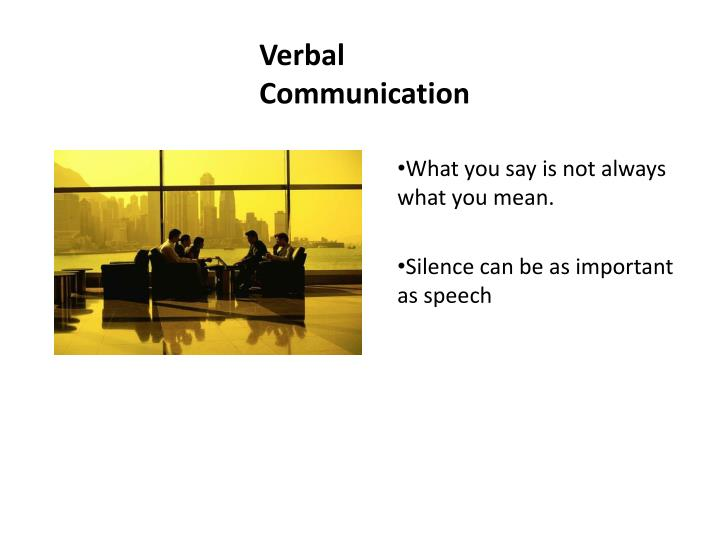 importance of non verbal communication in multicultural Another major aspect of communication style is the degree of importance given to non-verbal communication non-verbal communication includes not only facial expressions and gestures it also.