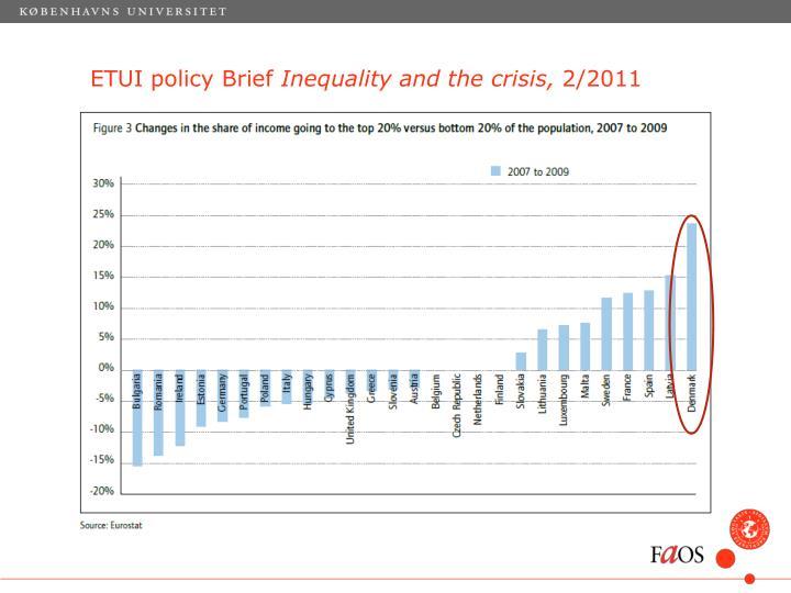 ETUI policy Brief