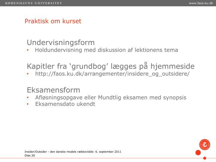 www.faos.ku.dk