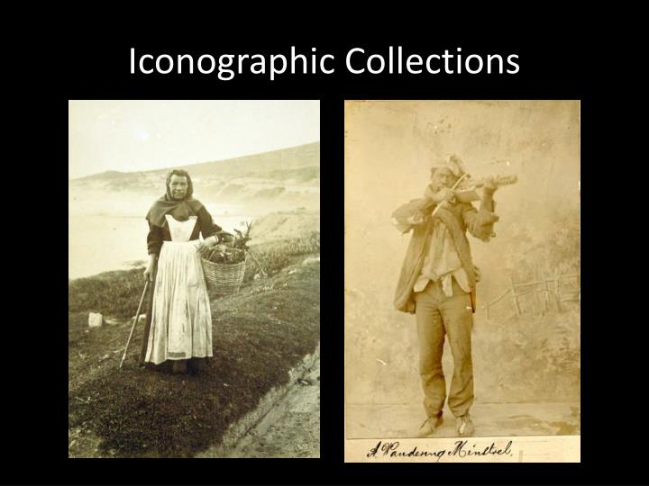 Iconographic Collections
