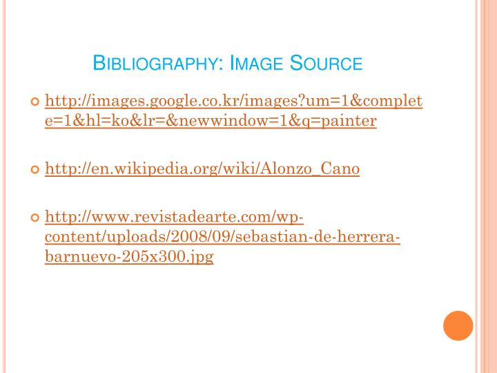 Bibliography: Image Source