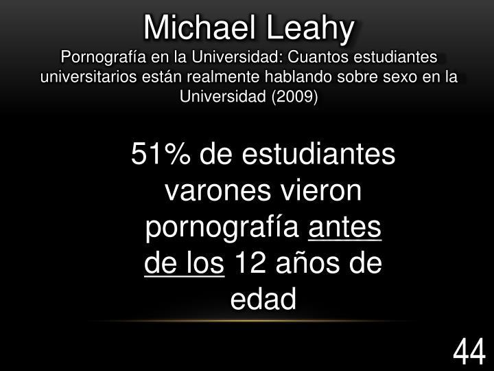 Michael Leahy