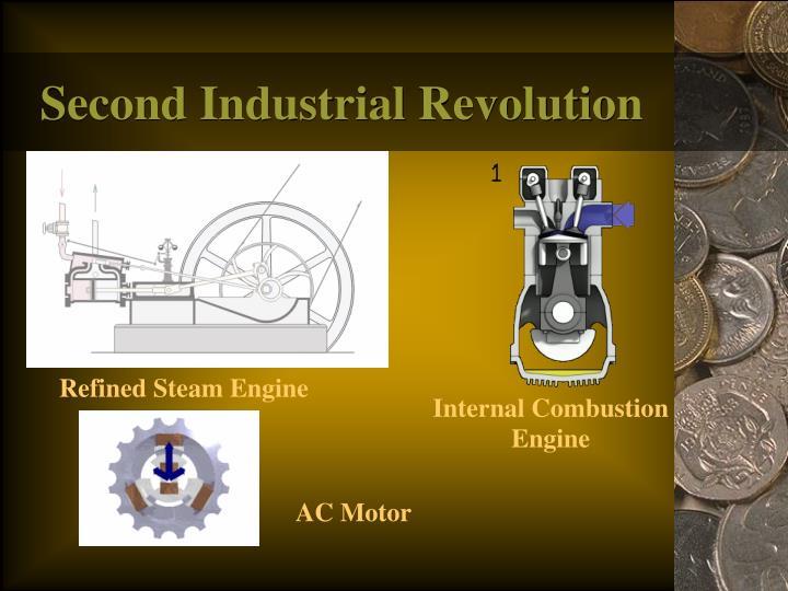 Second industrial revolution