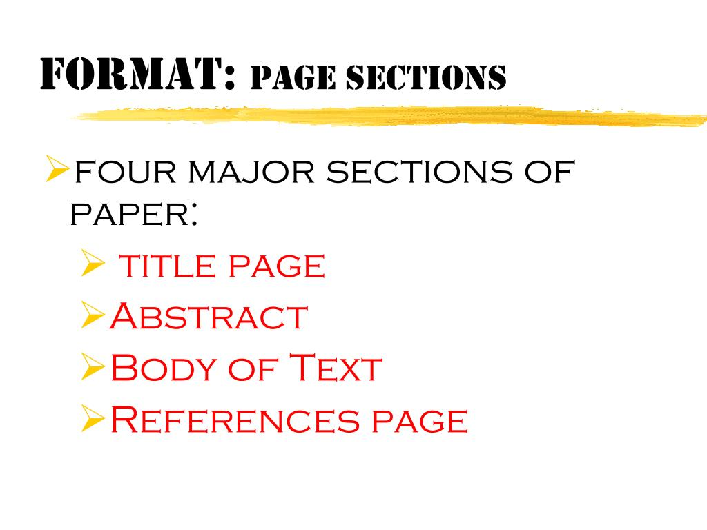 ppt - apa style 6 th edition powerpoint presentation  free download