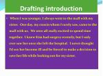 drafting introduction2