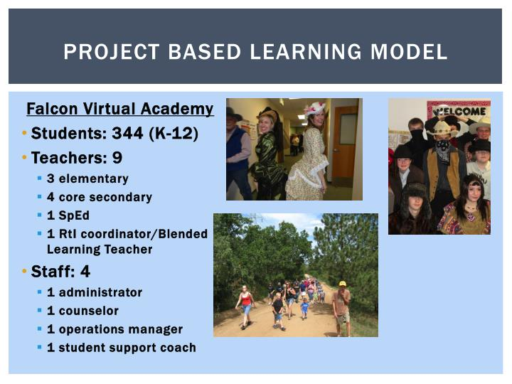 Project based learning model