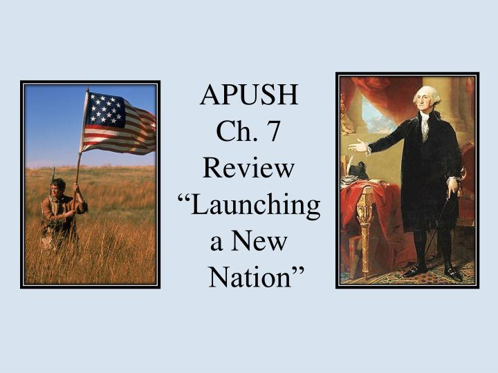 apush ch 6 Review of american pageant (kennedy) chapter 6, american history (brinkley) chapter 4, america's history (henretta) chapter 2 & 4 click link to download the.
