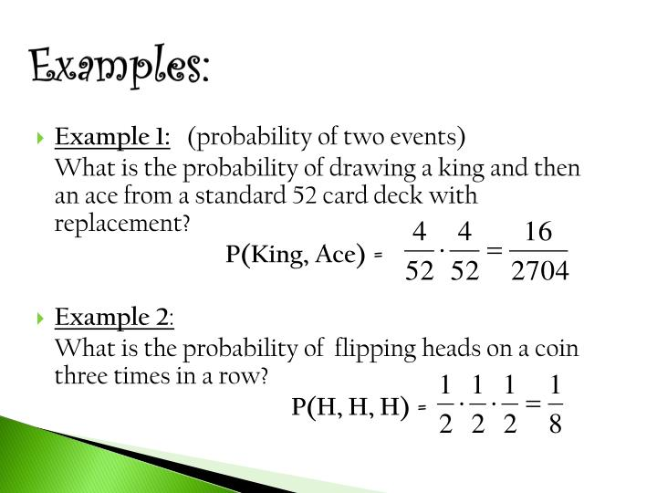 Ppt Probability Amp Expected Value Powerpoint Presentation Id