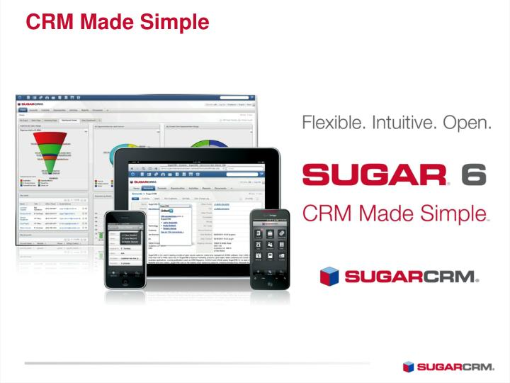 CRM Made Simple