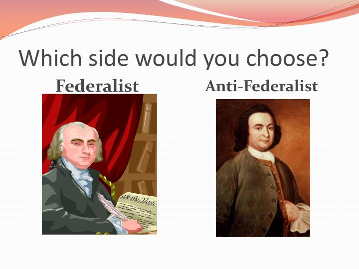 Which side would you choose?