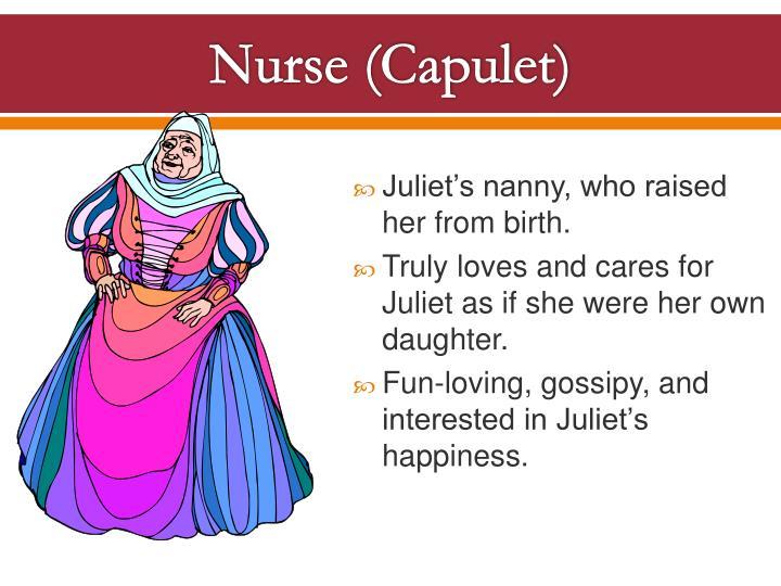 nurse's eulogy for juliet