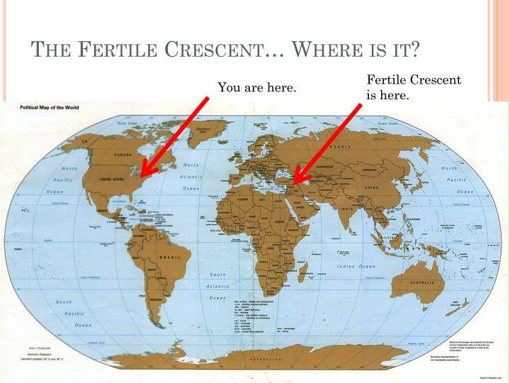 ppt the fertile crescent powerpoint presentation id 2798391