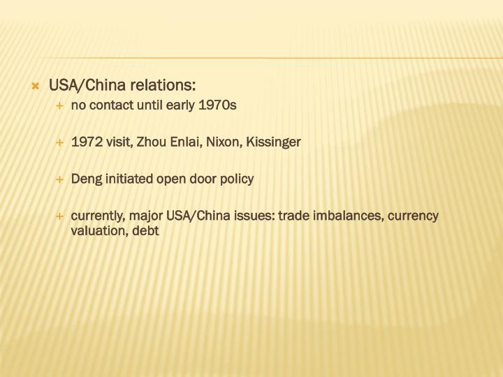 USA/China