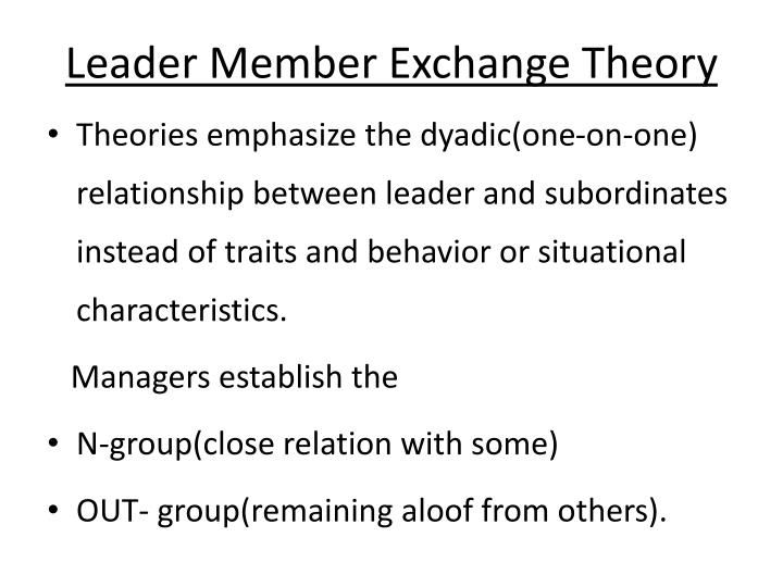leadership theories correlation between managers and Exploring the relationship between knowledge management and transformational leadership c b crawford, phd ccrawfor@fhsuedu  transformational leadership theory the original formulation of transformational leadership theory comes from burns (1978)  even fewer address the relationship between transformational leadership and knowledge.