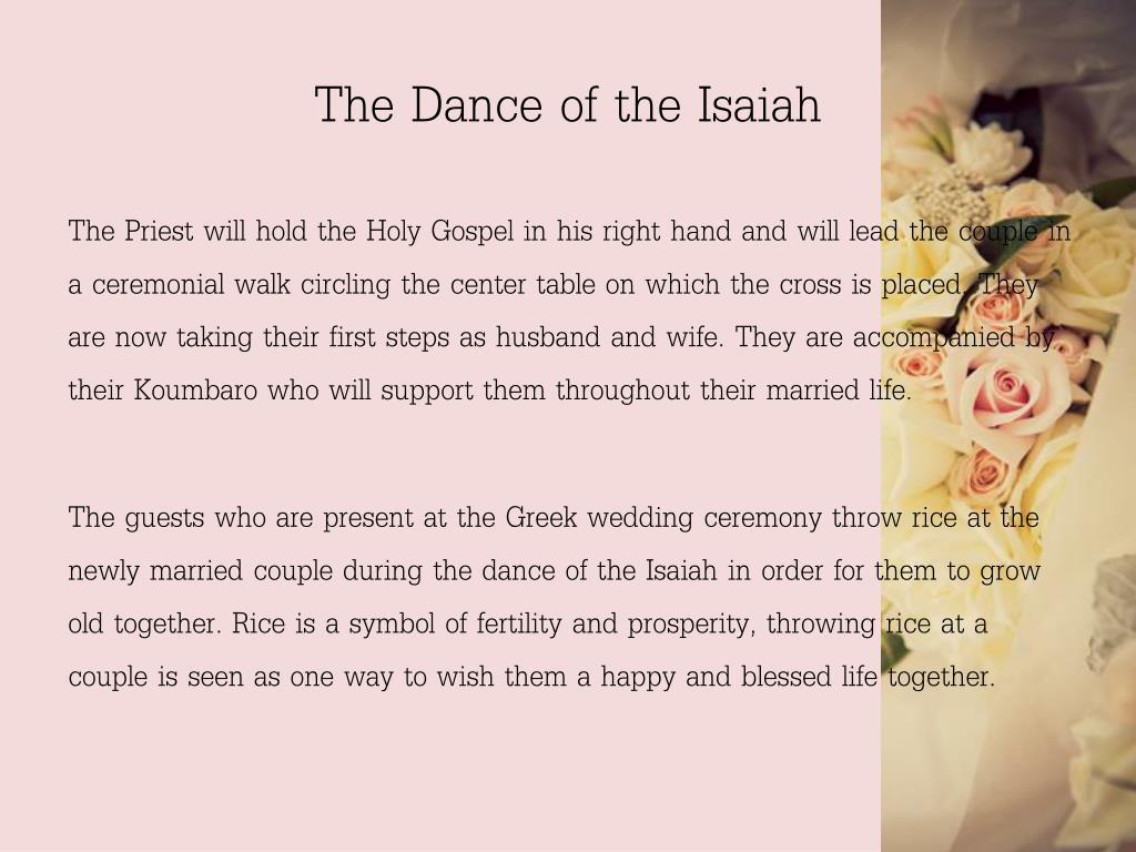 PPT - Traditional Greek Weddings PowerPoint Presentation