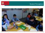 student perceptions2