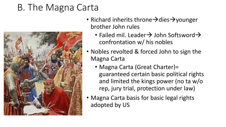 essay on indian magna carta The magna carta, meaning great charter, is one of the most impactful documents ever written originally issued in 1215 by king john of england as a way of dealing with his own political crisis, the magna carta was the first governmental decree establishing the principle that all people — including.
