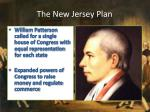 the new jersey plan